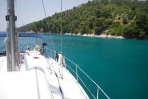 Yacht charter in Greece in Delos